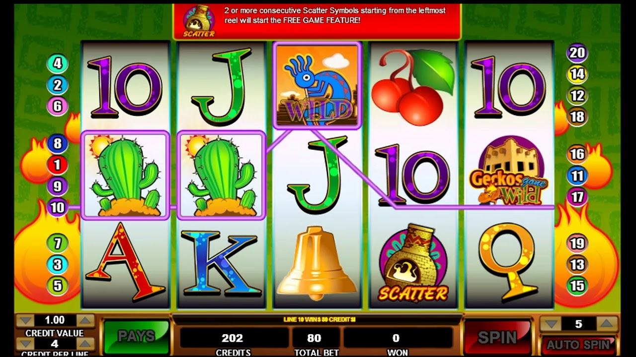 Geckos-Gone-Wild-Video-Slots