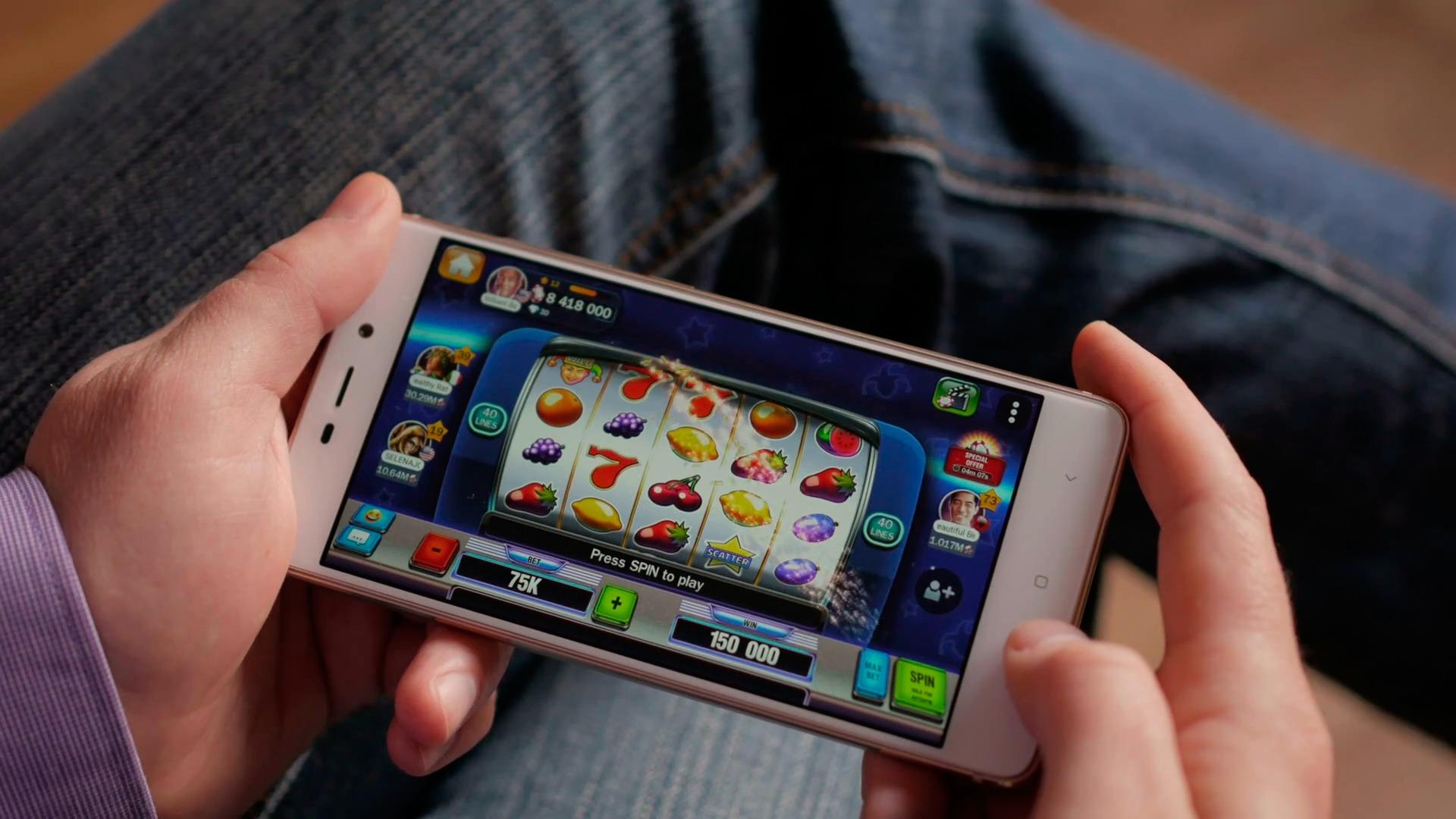 Мобильные слоты в казино Вулкан
