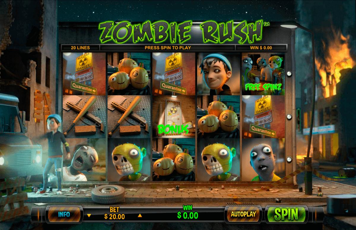 zombie-rush-slot