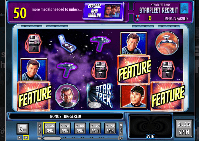 Feature-symbol-in-Star-Trek-Red-Alert-slot